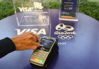 Visa Payment Innovation Showcase with Ibtihaj Muhammad