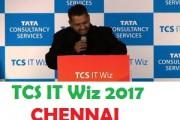 TCS IT Wiz Chennai 2017