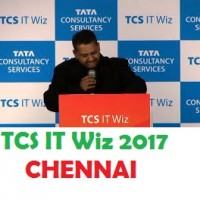 TCS IT Wiz Chennai 2017