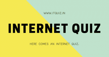 Latest Tech Quiz Questions and answers 2018 - IT QUIZ