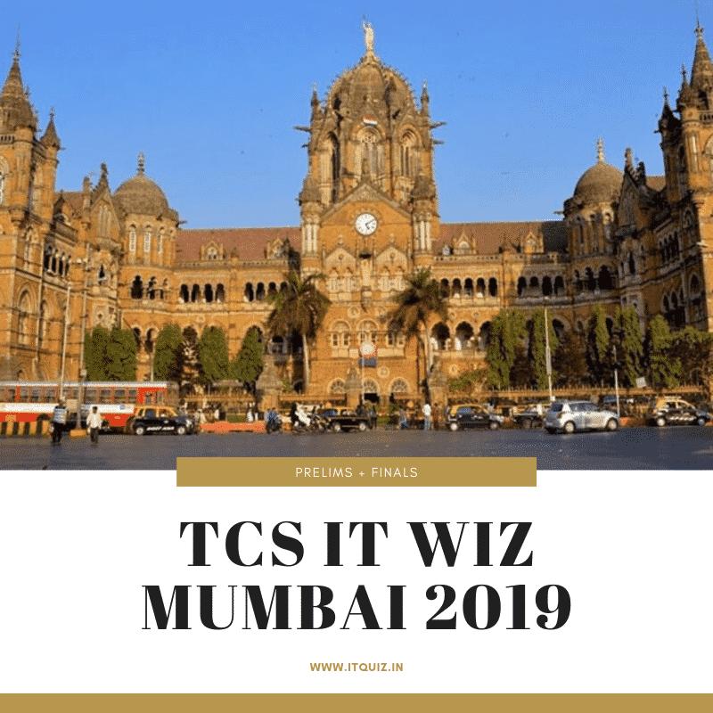 tcs-it-wiz-2019-mumbai