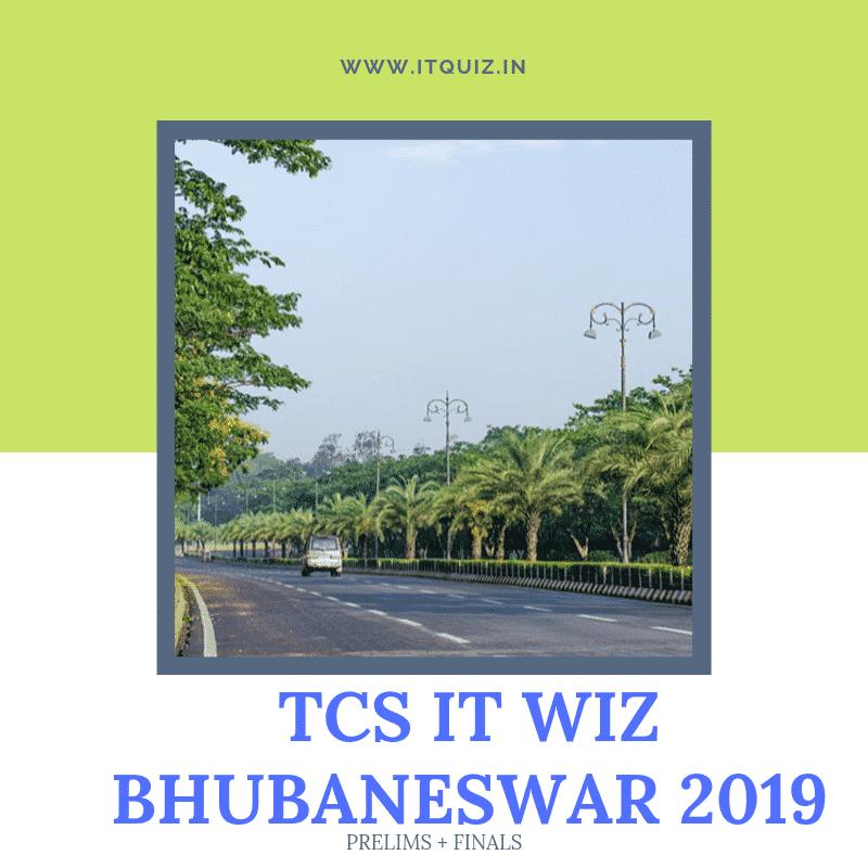 TCS-it-wiz-bhubaneswar