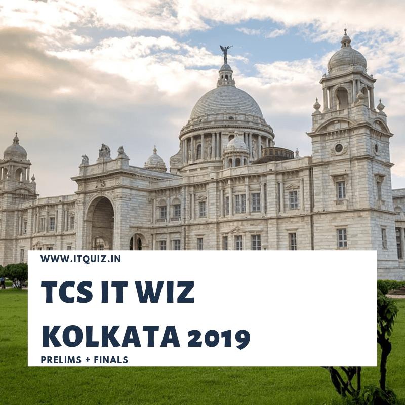 TCS-it-wiz-kolkata-2019